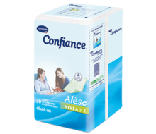 Confiance Alèse niveau 1
