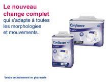 nouveau change complet packaging confiance elastic 9G 10G elu produit de l'annee