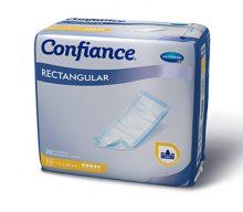 packaging d'une protection droite Confiance® Rectangular
